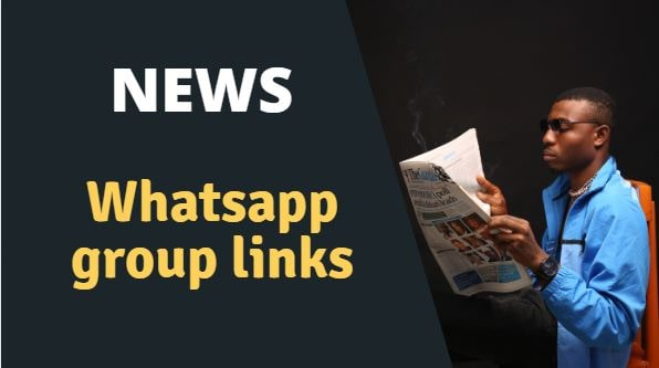 News WhatsApp group links 2021 | Join active groups