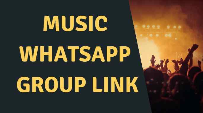 Music Whatsapp group link 2021