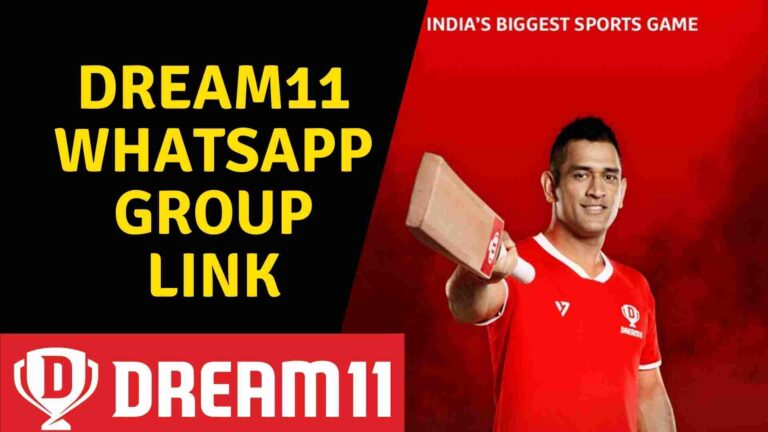 Dream11 WhatsApp group link – Best of 2021